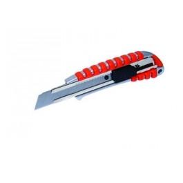 nůž s odlamovací čepelí 18 mm L25, kov