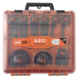 AEG sada 9 dílná k OMNI