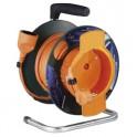 Kabe prodlužovací na -bubně 1-z 25m 3x1,5 PVC