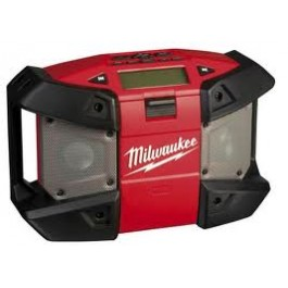 Rádio s MP3 Milwaukee C12 JSR-0