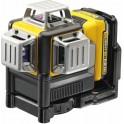DEWALT DCE089D1G laser krížový zelený 10,8V 3 x 360 st.