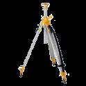 DeWALT DE0735 třínohý teleskopický stativ