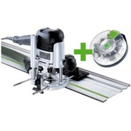 FESTOOL OF 1010 EBQ-Set + Box-OF-S 8/10x HW 574384