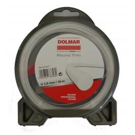 Lanko žací 1,3 mm/15m DOLMAR kulaté