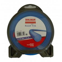 Lanko žací 1,6 mm/15m DOLMAR kulaté