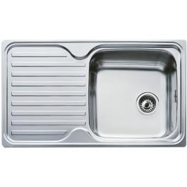 Kuchyňský dřez Teka CLASSIC 1B1D 860x500x200mm