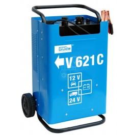 Nabíječka auto batérií Güde V 621 C