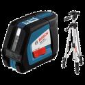 Křížový laser Bosch GLL 2-50 + stativ BS 150