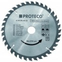 PROTECO 160(24z)x20x2,2 kotúč pílový