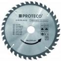 PROTECO 210(40z)x30/20x2,6 kotúč pílový
