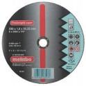 METABO kotúč rezný 125x1,0x22,2mm nerez
