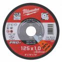 MILWAUKEE kotúč rezný 115x1,5mm PRO+