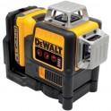 DEWALT DCE089D1R laser krížový červený
