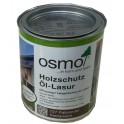 Ochranná olejová lazura na dřevo - 0,75l palisandr 727