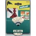 WOLFCRAFT kotuc lestiaci so stopkou  85x10mm textilný 2132000