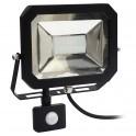 LED reflektor so senzorom 165x125x23mm 20W IP65