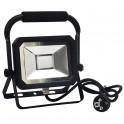 LED reflektor so stojanom 165x125x23mm 20W IP44