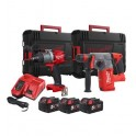 MILWAUKEE M18FPP2AC-503X sada Powerpack IN2