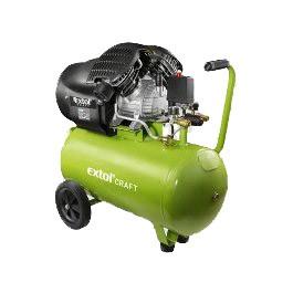 Kompresor EXTOL 400/8/50  2200W 2-valcový