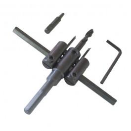 Nastavitelny vykružovaci vrták .pr.30-120mm