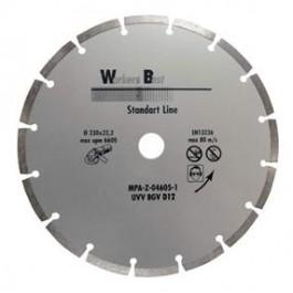 DIA kotouč řezný 230mm Standard Line WB