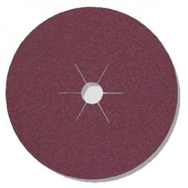 Brusný papír fiber 125x22