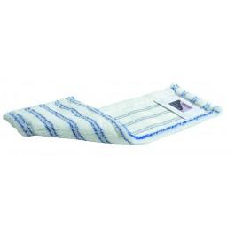 SPRINTUS mop Premium z mikrovlákna, 40 cm, bílo-modrý