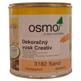 Dekorační vosk Creativ - 0,375l písek 3182