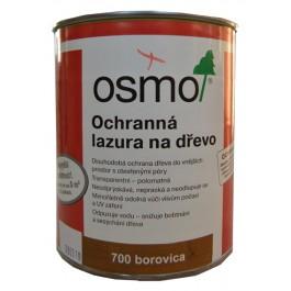 Ochranná olejová lazura na dřevo - 2,5l borovice 700