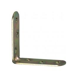 Úhelník tesařský - Zn žlutý 30mm